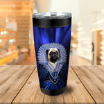 'The Baroness' Personalized Tumbler