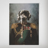 The General: Personalized Pet Poster