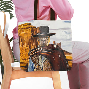 'The Good the Bad and the Furry' Personalized Tote Bag