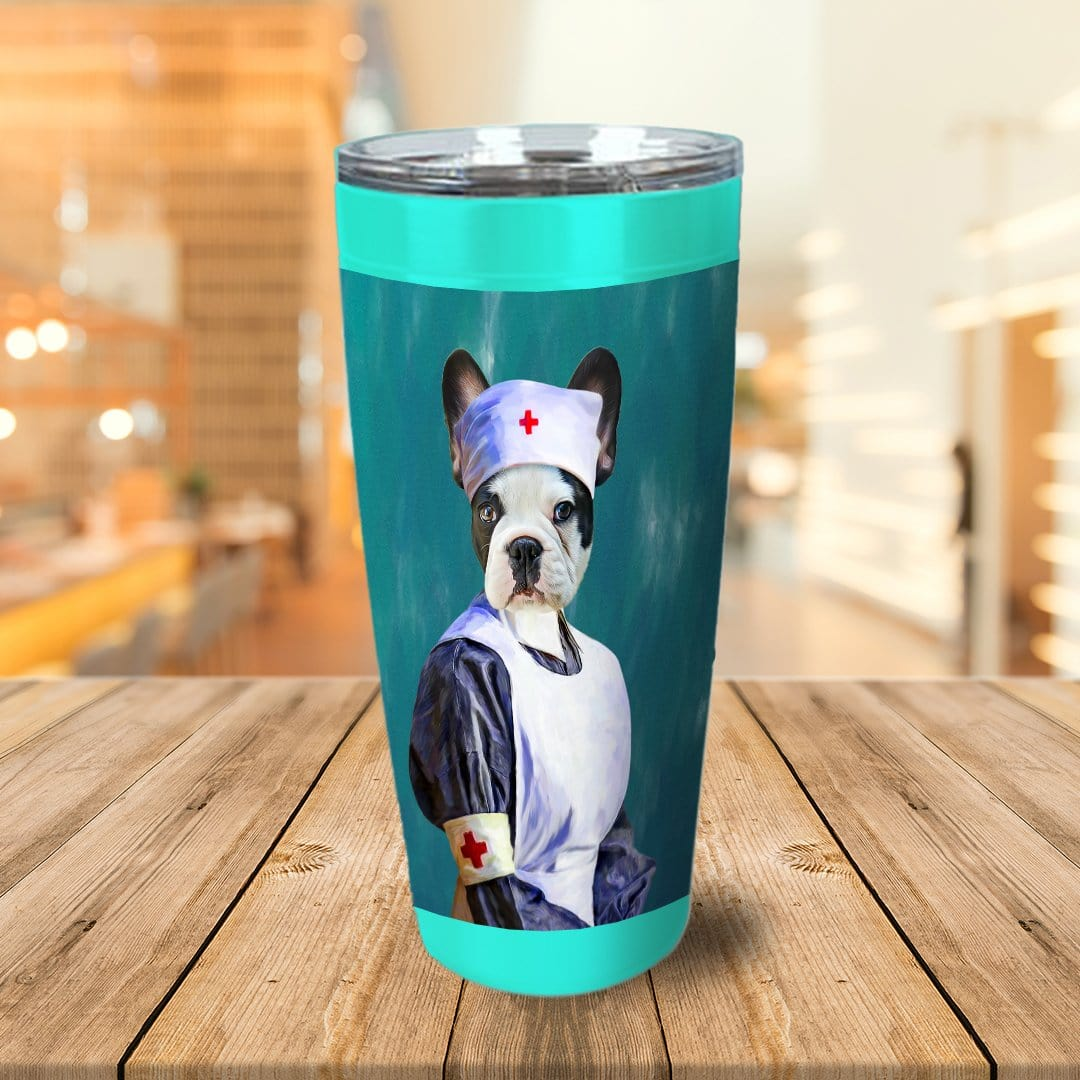'The Nurse' Personalized Tumbler