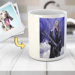 'The Rocker' Custom Pet Mug