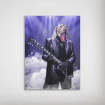 'The Rocker' Personalized Dog Poster