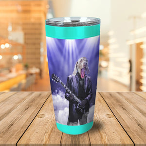 'The Rocker' Personalized Tumbler
