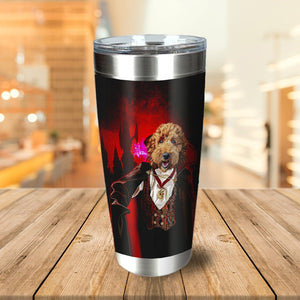 'The Vampire' Personalized Tumbler