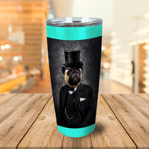 'The Winston' Personalized Tumbler