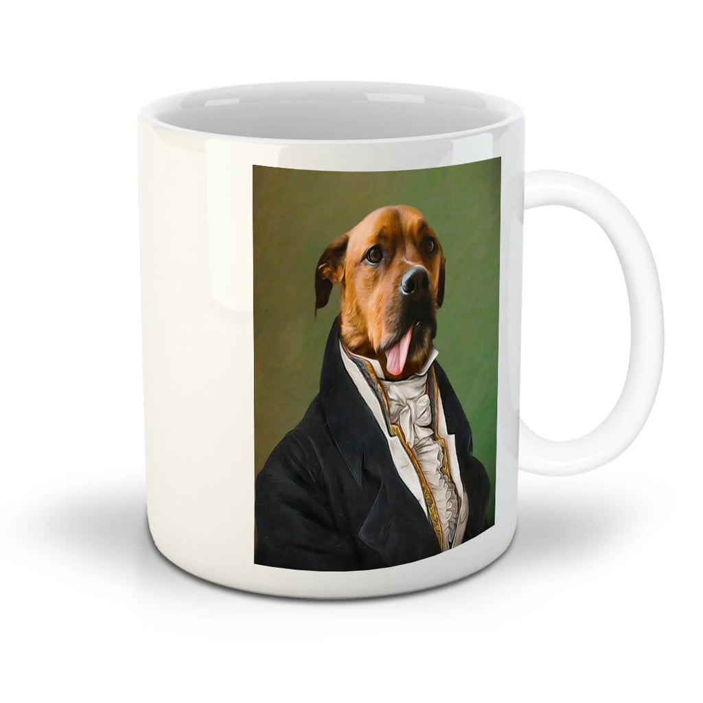 The Ambassador Custom Pet Mug