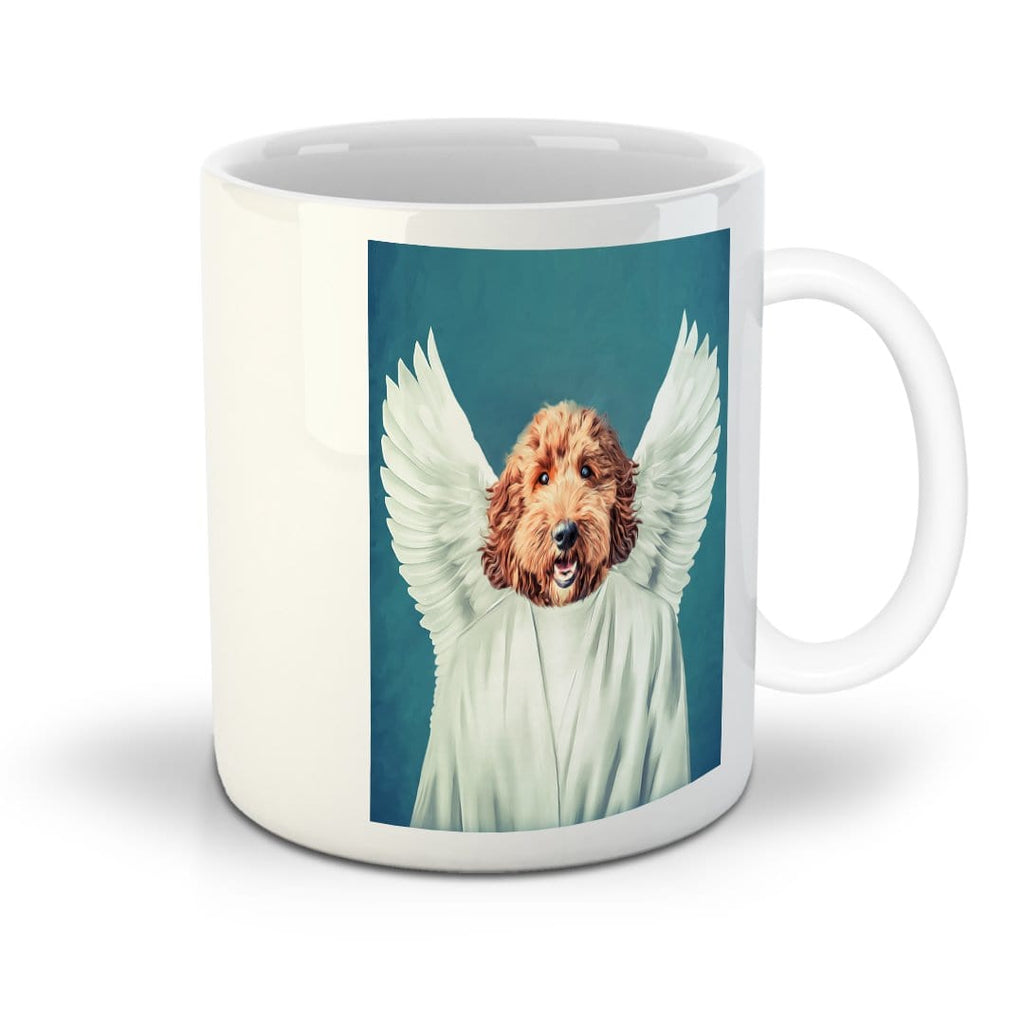 The Angel Custom Pet Mug
