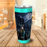 The Batdog Personalized Tumbler