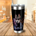 The Doggonator Personalized Tumbler