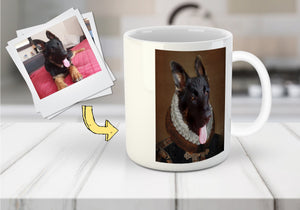 The Duke Custom Pet Mug