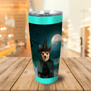 'The Witch' Personalized Tumbler