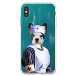 'The Nurse' Personalized Phone Case
