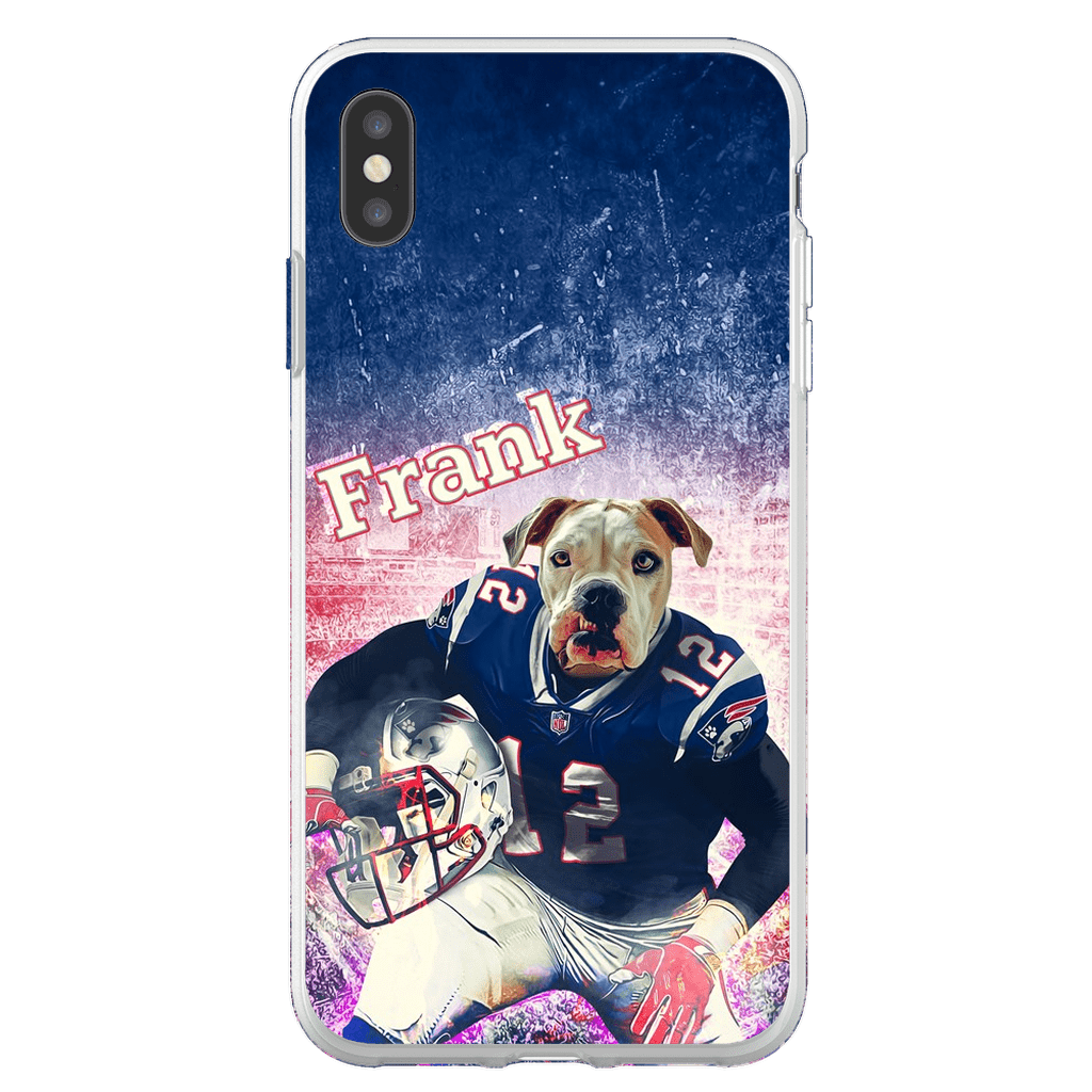'New England Doggos' Personalized Dog Phone Case