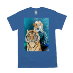 'Woofer King' Personalized Pet T-Shirt