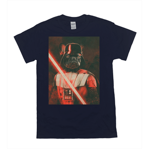 'Darth Woofer' Personalized Pet T-Shirt