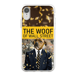 'The Woof of Wall Street' Personalized Phone Case