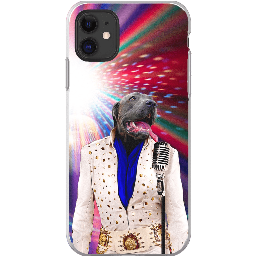 'Elvis Pawsley' Personalized Phone Case