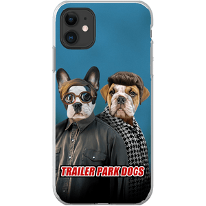 'Trailer Park Dogs 2' Personalized 2 Pets Phone Case
