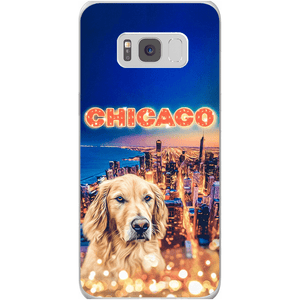 'Doggos Of Chicago' Personalized Phone Case