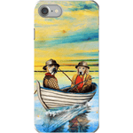 'The Fishermen' Personalized 2 Pet Phone Case