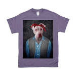 '2Pac Dogkur' Personalized Pet T-Shirt