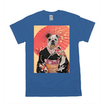 'Memoirs Of Doggeisha' Personalized Pet T-Shirt