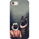 'Duke and Archduchess' Personalized 2 Pet Phone Case