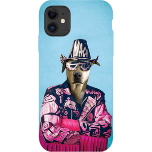'Macho Man Randy Dogger' Personalized Phone Case