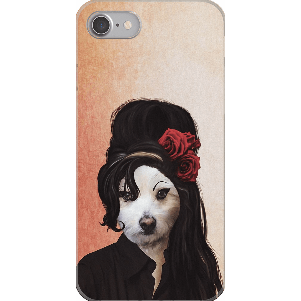 'Amy Doghouse' Personalized Phone Case