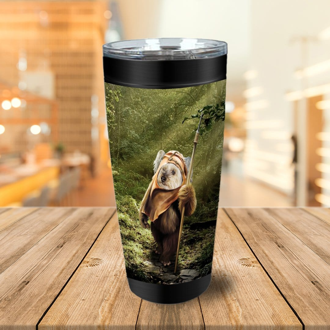 Dogg-E-Wok Personalized Tumbler