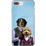 Step Doggo & Doggette: Personalized Phone Case