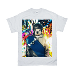 'The Skateboarder' Personalized Pet T-Shirt