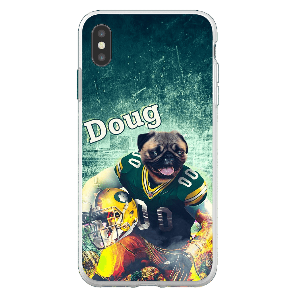 'Green Bay Doggos' Personalized Dog Phone Case
