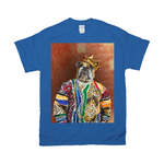 'Notorious D.O.G.' Personalized Pet T-Shirt