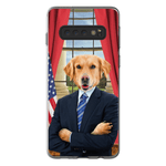 'The President' Personalized Phone Case
