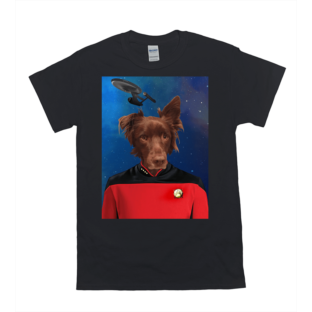 'Doggo-Trek' Personalized Pet T-Shirt