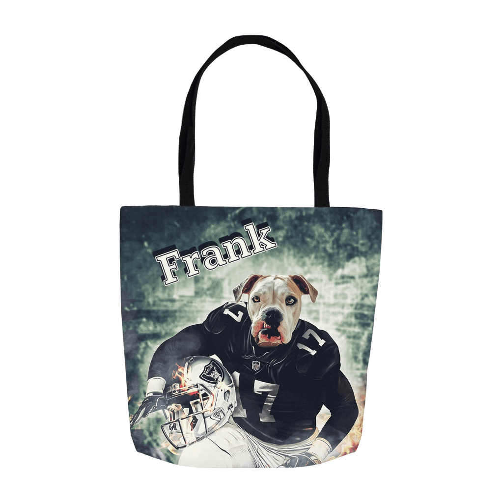 'Oakland Doggos' Personalized Tote Bag