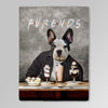 'Furends' Personalized Pet Blanket