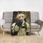 'Dogbuster' Personalized Pet Blanket