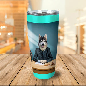 'The Lawyer' Personalized Tumbler