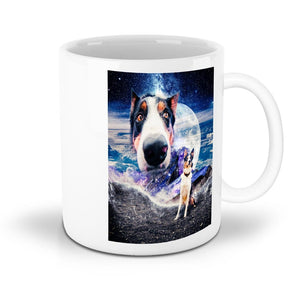 'Doggo in Space' Personalized Mug