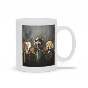 'The Brigade' Custom 3 Pet Mug