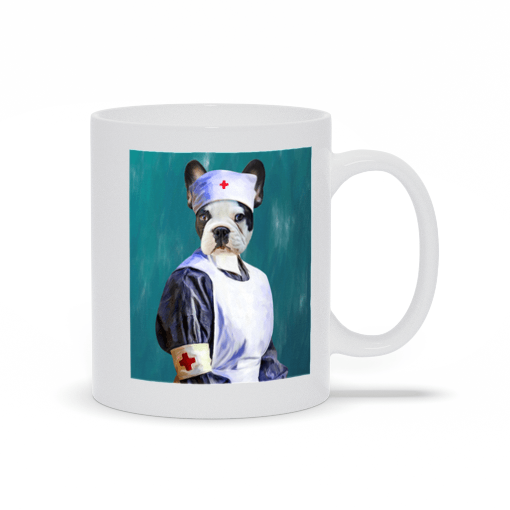 'The Nurse' Custom Pet Mug