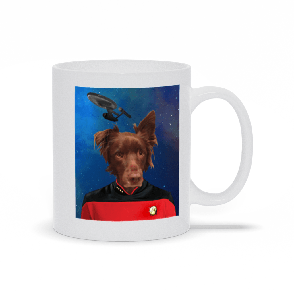 Doggo Trek Custom Pet Mug