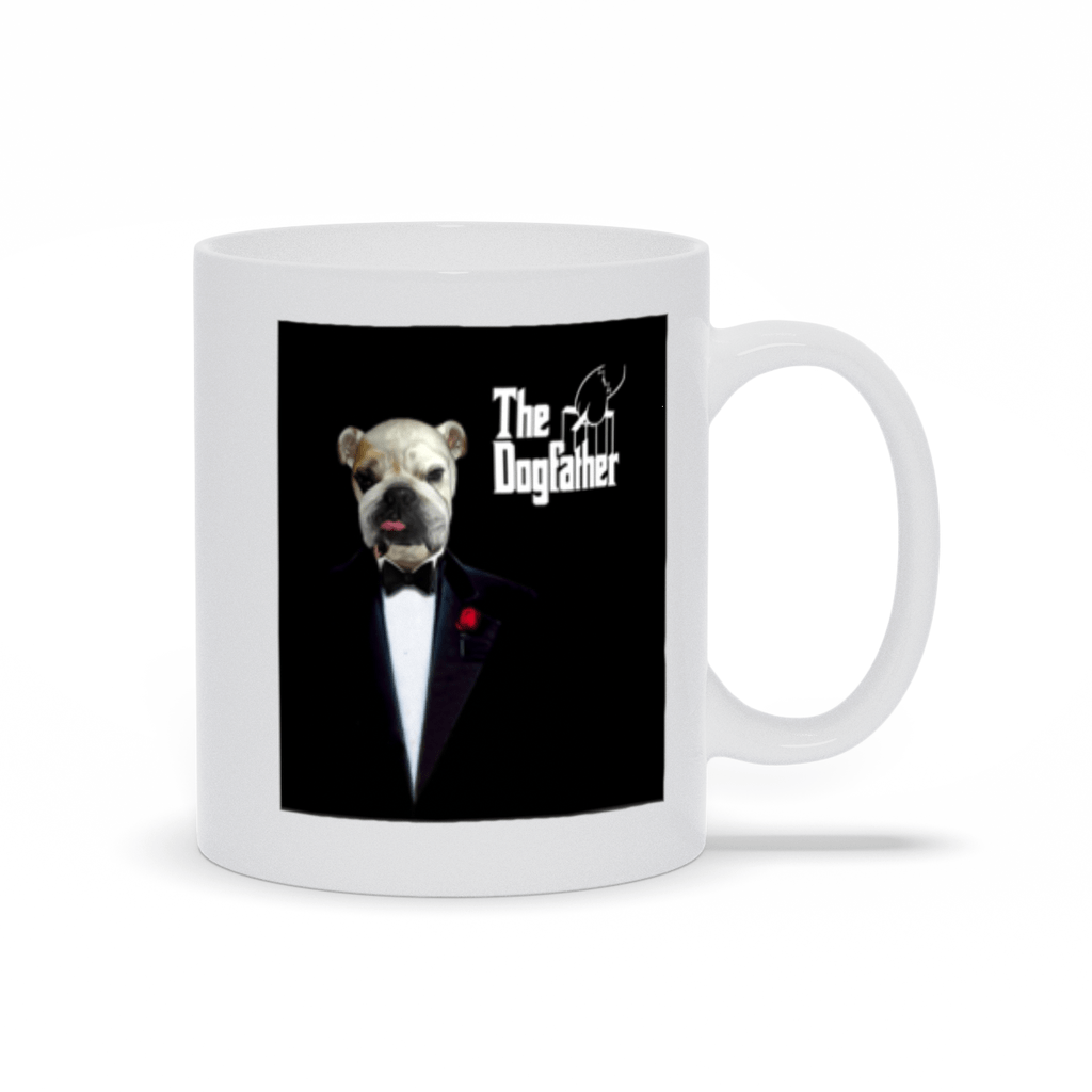 The Dogfather Custom Pet Mug