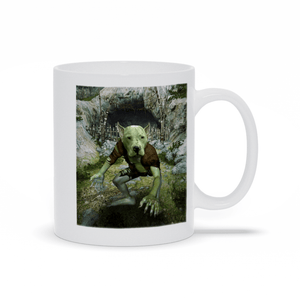 'The Goblin' Personalized Pet Mug