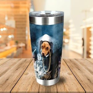 'D.O. Double G' Personalized Tumbler