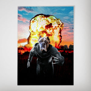 'Wolverine Dog' Personalized Dog Poster