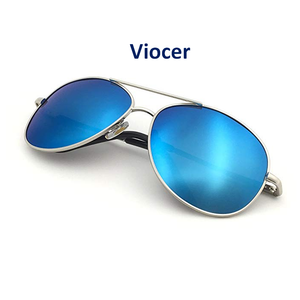100/% Uv Protection Polarized Outdoor Sports Eyewear Sunglasses For Men Military Style Classic Aviator Glasses