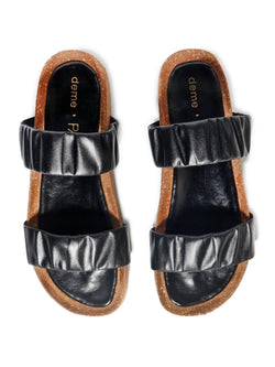 Roxanne Black Sandals